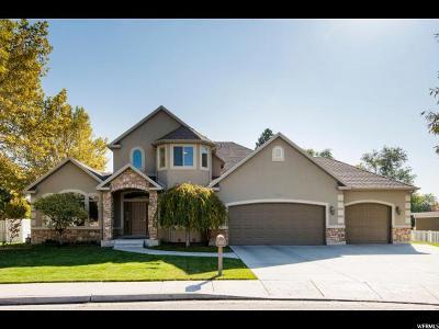 Salt Lake City Single Family Home For Sale: 1348 E Winderbrook Way