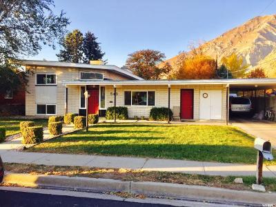 Springville Single Family Home For Sale: 543 E 100 S