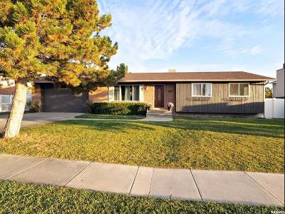 Riverton Single Family Home For Sale: 3044 W Martinez Way S