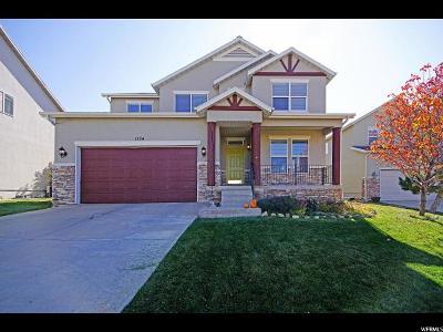 Draper Single Family Home For Sale: 1774 E Lone Oak Dr S