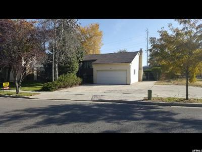 West Valley City Single Family Home For Sale: 3875 S Marsha Drive Dr W
