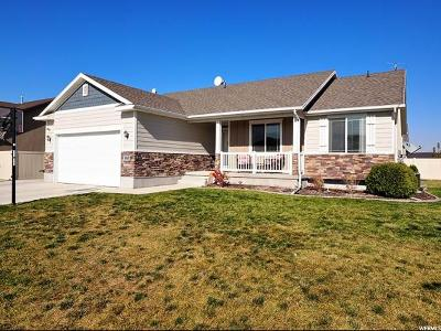West Valley City Single Family Home For Sale: 2925 S Broad Creek Dr W