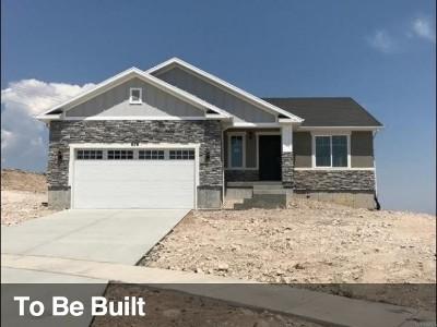 Saratoga Springs Single Family Home For Sale: 659 W Leroy Cir #6523