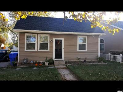 Tremonton Single Family Home For Sale: 235 S 100 W