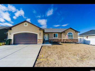 Tooele Single Family Home For Sale: 1008 S 1050 W