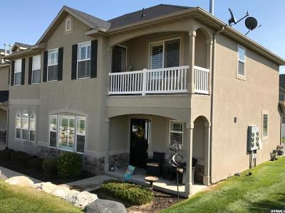 West Jordan Townhouse For Sale: 7846 S Cool Water Way