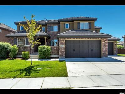 Lehi Single Family Home For Sale: 4874 N Whisper Wood Dr