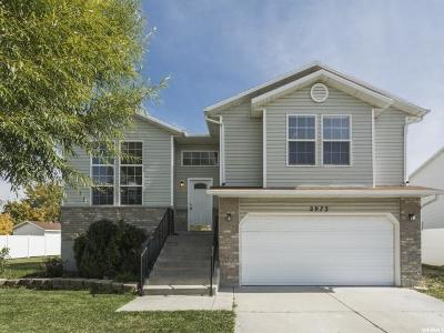 West Valley City Single Family Home For Sale: 2973 S 6070 W