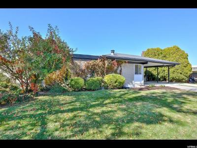 West Valley City Single Family Home For Sale: 3738 S 4310 W