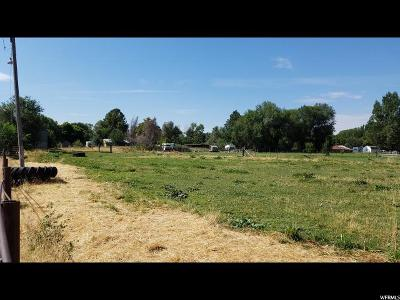 Bear River City UT Residential Lots & Land For Sale: $280,000