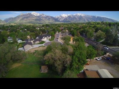 Cottonwood Heights Residential Lots & Land For Sale: 1436 E Lexi Ln S