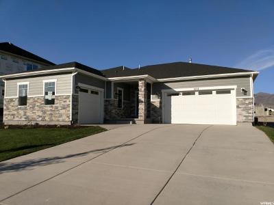 West Jordan Single Family Home For Sale: 8136 S 6430 W #121