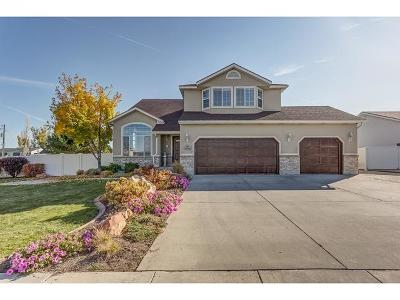 West Valley City Single Family Home For Sale: 3401 S 6180 W