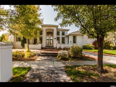 South Jordan Single Family Home For Sale: 11312 S Palisade Rim Dr W