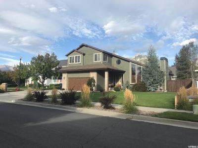 Sandy Single Family Home For Sale: 10335 S Ashley Meadows Cir E