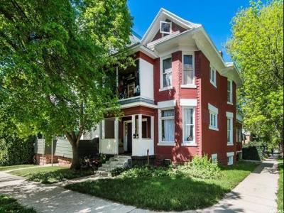 Salt Lake City Multi Family Home For Sale: 202 S 800 E