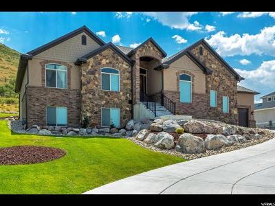 Herriman Single Family Home For Sale: 6699 W Buck Ridge Dr #5602