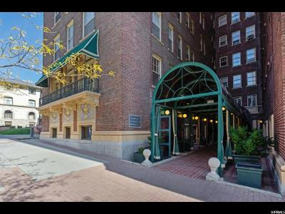 Salt Lake City Condo For Sale: 29 S State St #103