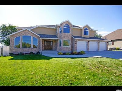 South Jordan Single Family Home For Sale: 1439 W 10330 S