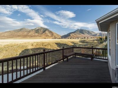 Tooele Single Family Home For Sale: 99 S Benchview Dr E