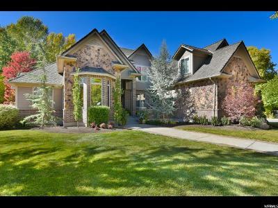 Murray Single Family Home For Sale: 968 E Wheeler Farm Cv S