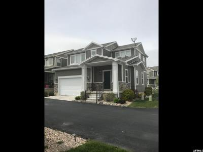 Herriman Single Family Home For Sale: 5395 W Cherry Breeze Ct