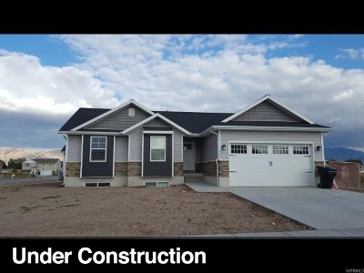 Tremonton Single Family Home For Sale: 448 S 500 W
