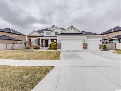 Draper Single Family Home For Sale: 13321 E Lakemont Dr E