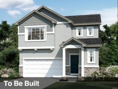 Herriman Single Family Home For Sale: 3436 W Sawa Ct #118