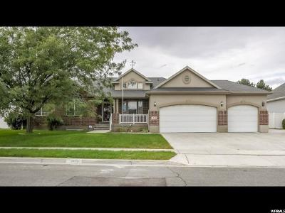Riverton Single Family Home For Sale: 11844 S Oxford Farms Dr W