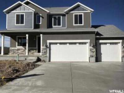 Herriman Single Family Home For Sale: 6358 W Patriot Hill Cir S