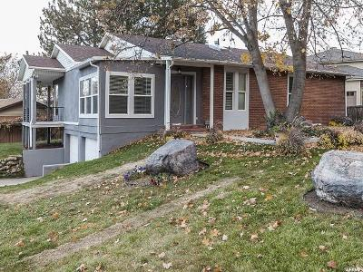 Provo Single Family Home For Sale: 3155 N Mojave Ln