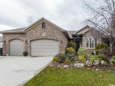 South Jordan Single Family Home For Sale: 2788 Lizzie Cv