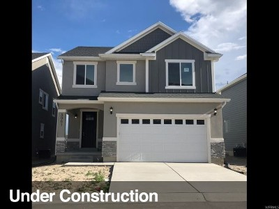 Lehi Single Family Home For Sale: 3981 W 1850 N #208