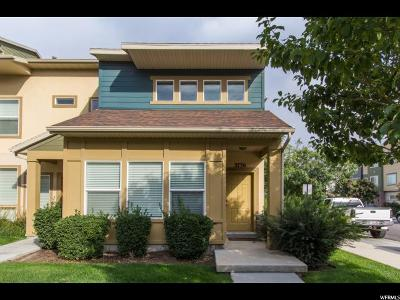 South Jordan Townhouse For Sale: 3736 W Periwinkle Dr S