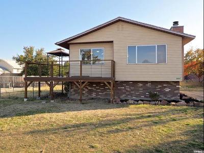 West Jordan Single Family Home For Sale: 3897 W 8620 S