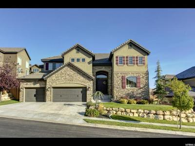 Lehi Single Family Home For Sale: 4978 N Shadow Wood Dr