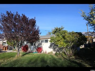 Orem Single Family Home For Sale: 358 N 760 W