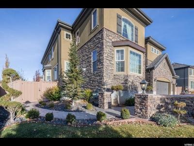 Lehi Single Family Home For Sale: 4719 N Driftwood Dr N