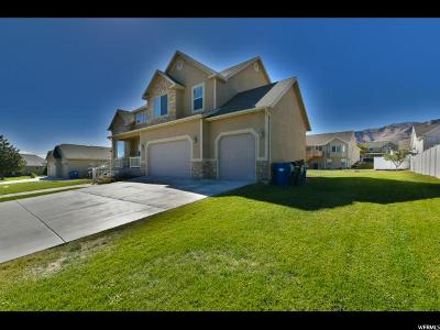 Saratoga Springs Single Family Home For Sale: 4113 S Clipper St W