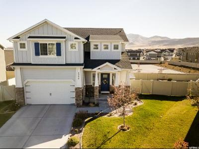 Eagle Mountain Single Family Home For Sale: 4984 E Oakwood Dr