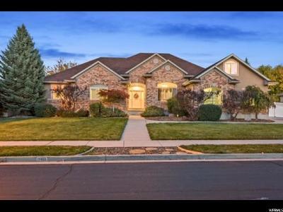 South Jordan Single Family Home For Sale: 11483 S Jordan Bend Rd W