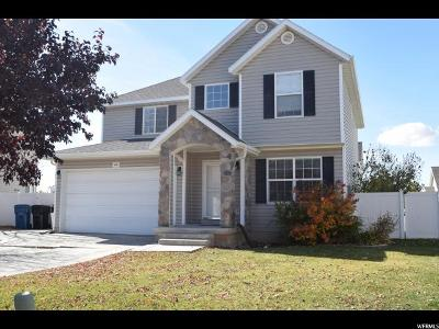 Spanish Fork Single Family Home For Sale: 1458 S 2120 E