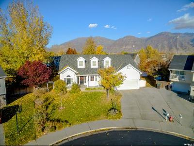 Provo Single Family Home For Sale: 1712 W 270 S