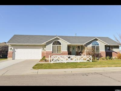 Mapleton Single Family Home For Sale: 1353 N 1000 E