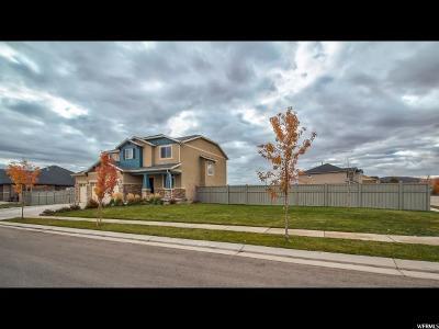 Eagle Mountain Single Family Home For Sale: 3258 E Stone Ct