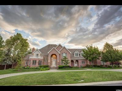 Provo Single Family Home For Sale: 3483 N Cottonwood W