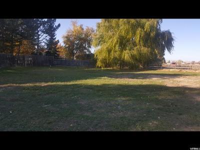 Preston Residential Lots & Land Under Contract: 357 E Oneida