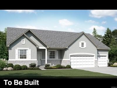 Lehi Single Family Home For Sale: 2942 W Jordan View Ln S #18