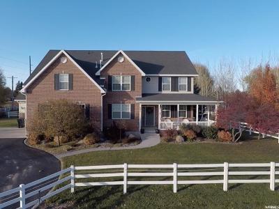 Preston Single Family Home For Sale: 431 E 400 S